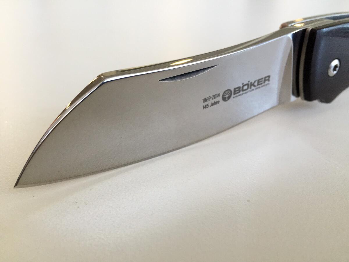 boker haddock anniversary folding knife 110717 ninjaready