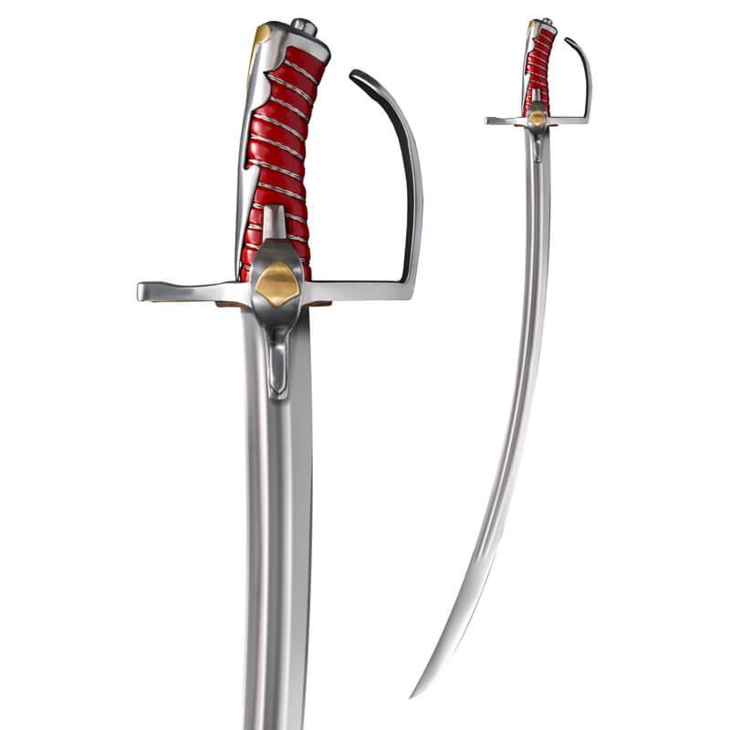 Cold Steel Polish Saber Sword - 88RPS - NinjaReady Sabre Sword