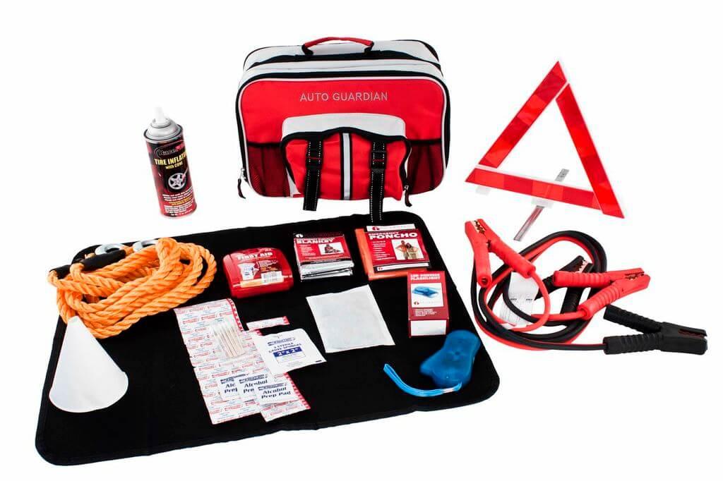 SKAK Basic Car Emergency Road Assistance Kit 1