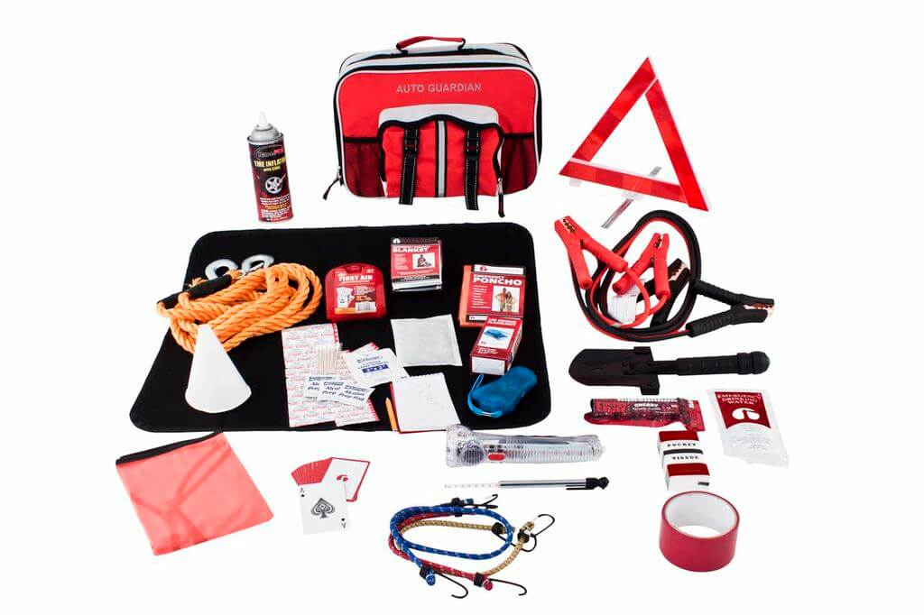SKUK Ultimate Car Emergency Roadside Assistance Kit 1